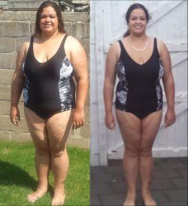 20 kilo afvallen in 7 weken
