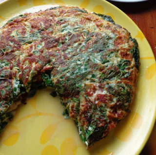 spinazie recept sonja bakker